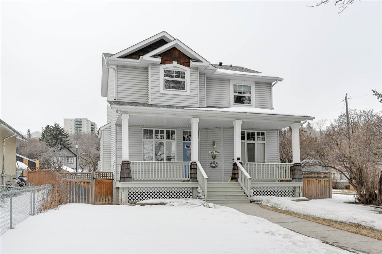 FEATURED LISTING: 10198 90 Street Edmonton