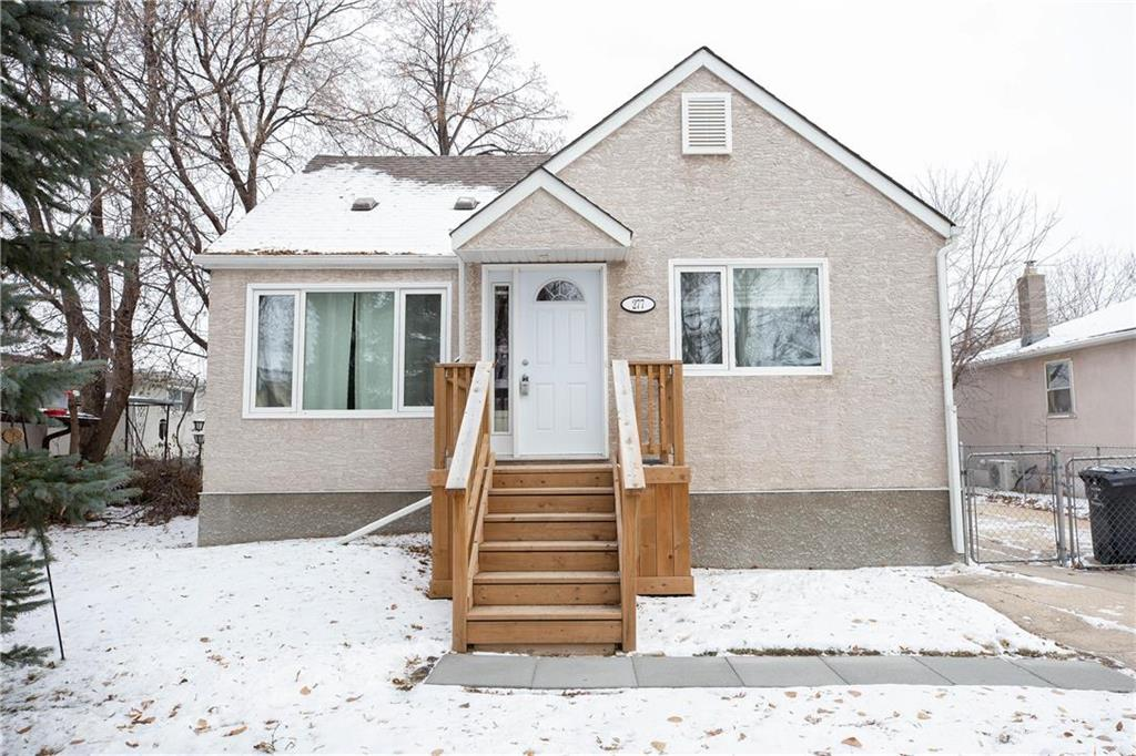 FEATURED LISTING: 277 Oakland Avenue Winnipeg