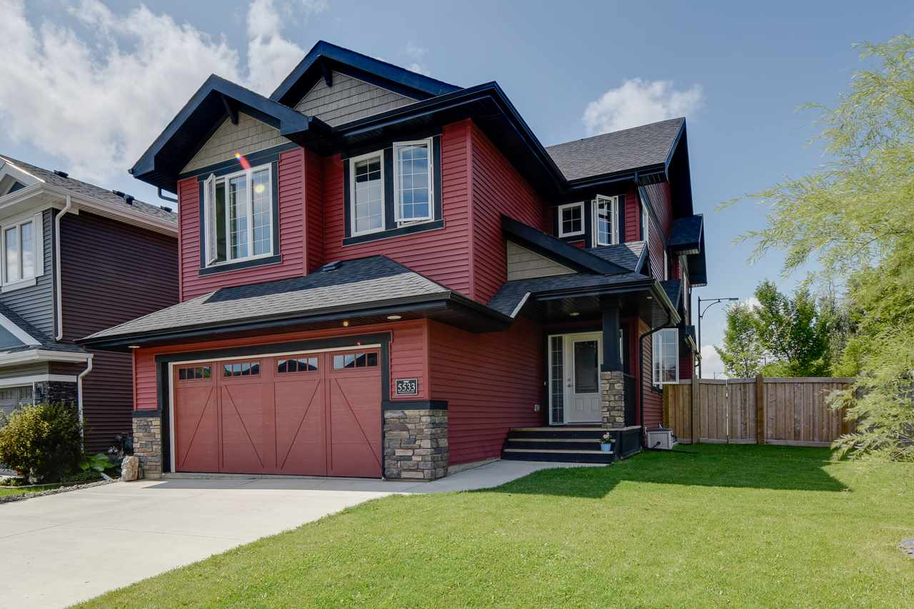 FEATURED LISTING: 5533 EDWORTHY Way Edmonton