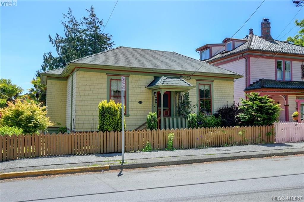 FEATURED LISTING: 65 Oswego St VICTORIA