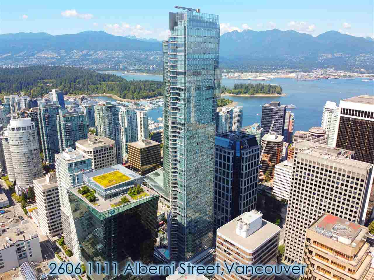 FEATURED LISTING: 2606 - 1111 ALBERNI Street Vancouver