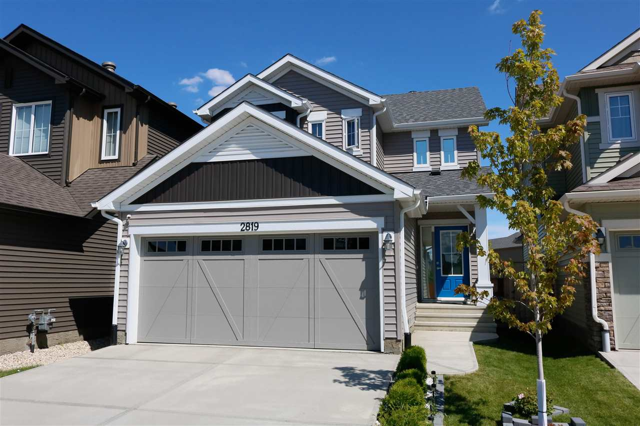 FEATURED LISTING: 2819 DUKE Crescent Southwest Edmonton