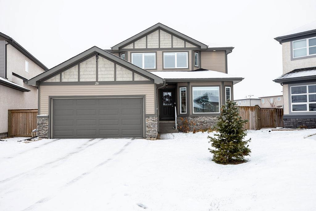 FEATURED LISTING: 26 Coneflower Crescent Winnipeg