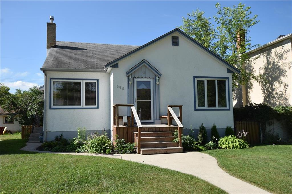 FEATURED LISTING: 366 McAdam Avenue Winnipeg
