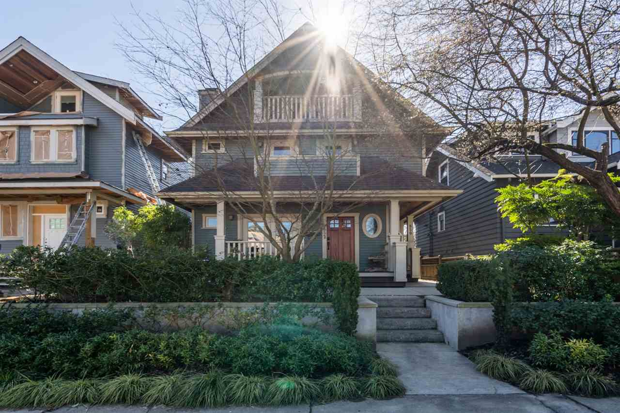 FEATURED LISTING: 852 10TH Avenue East Vancouver