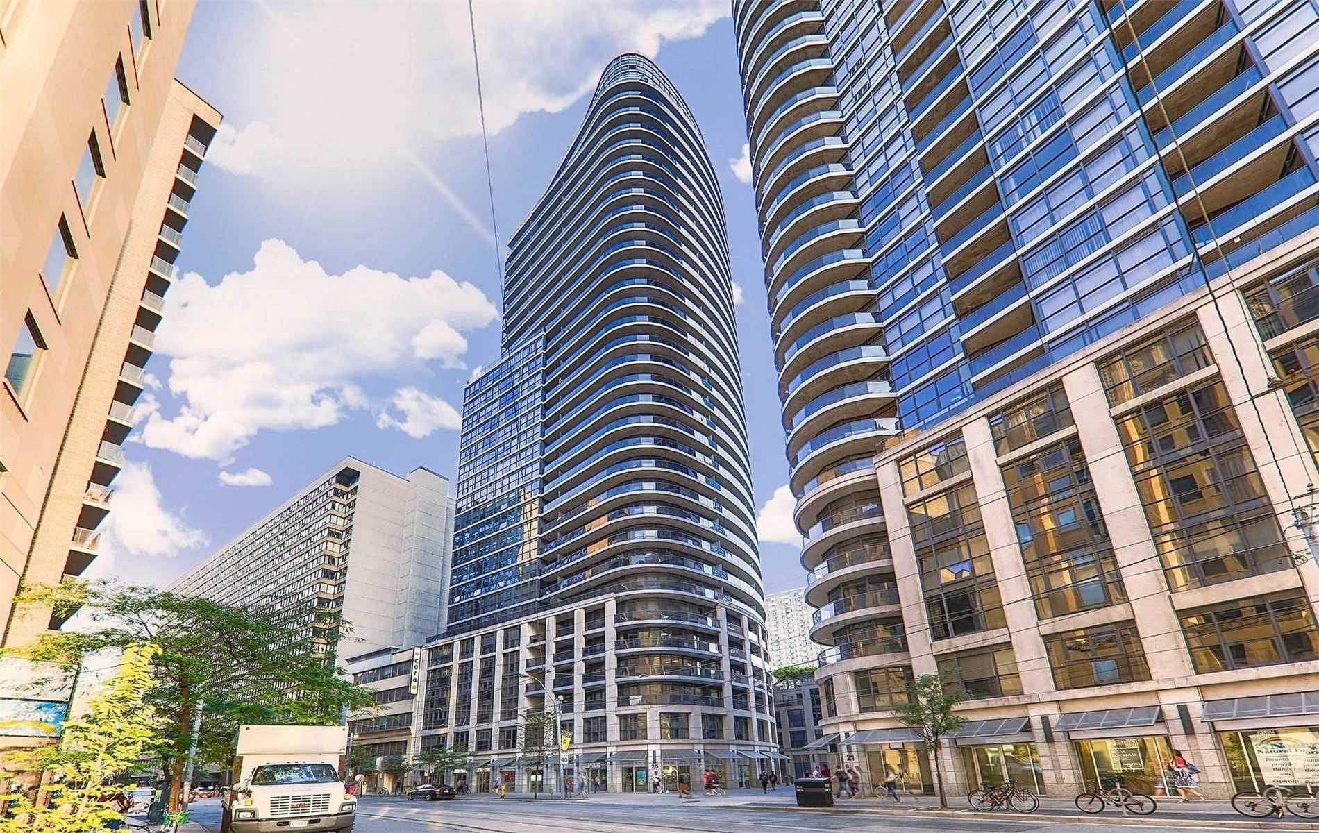 FEATURED LISTING: 2305 - 25 Carlton Street Toronto
