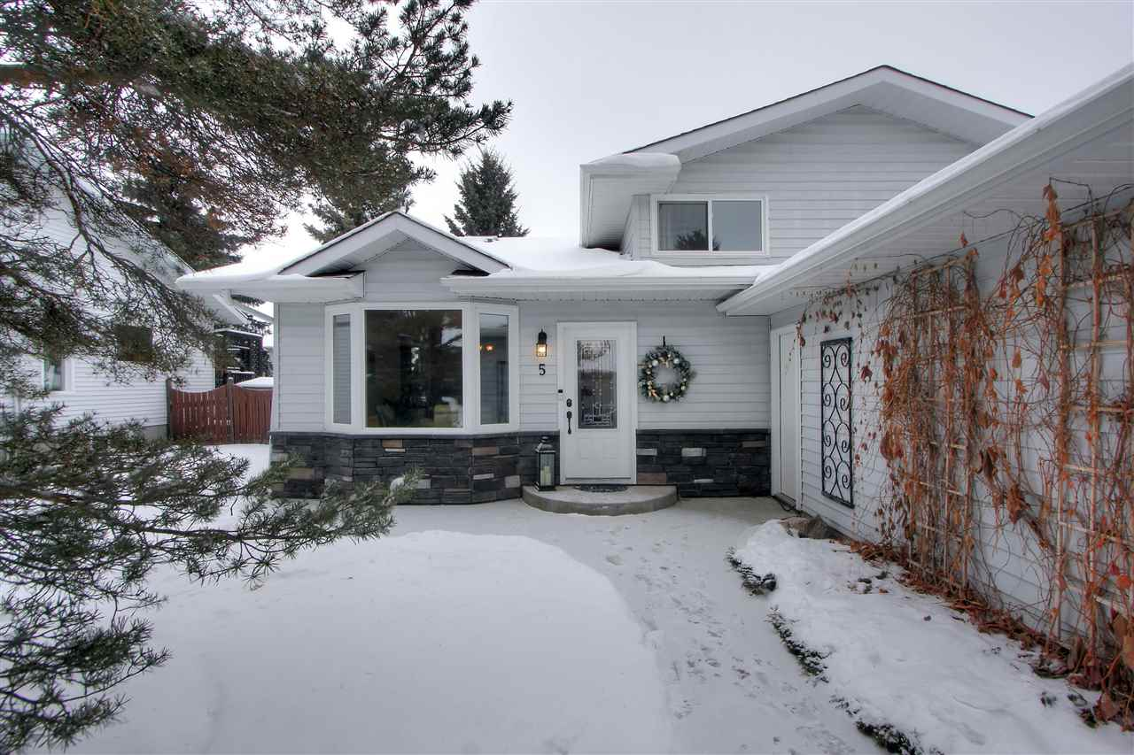 FEATURED LISTING: 5 MOREL Drive Spruce Grove