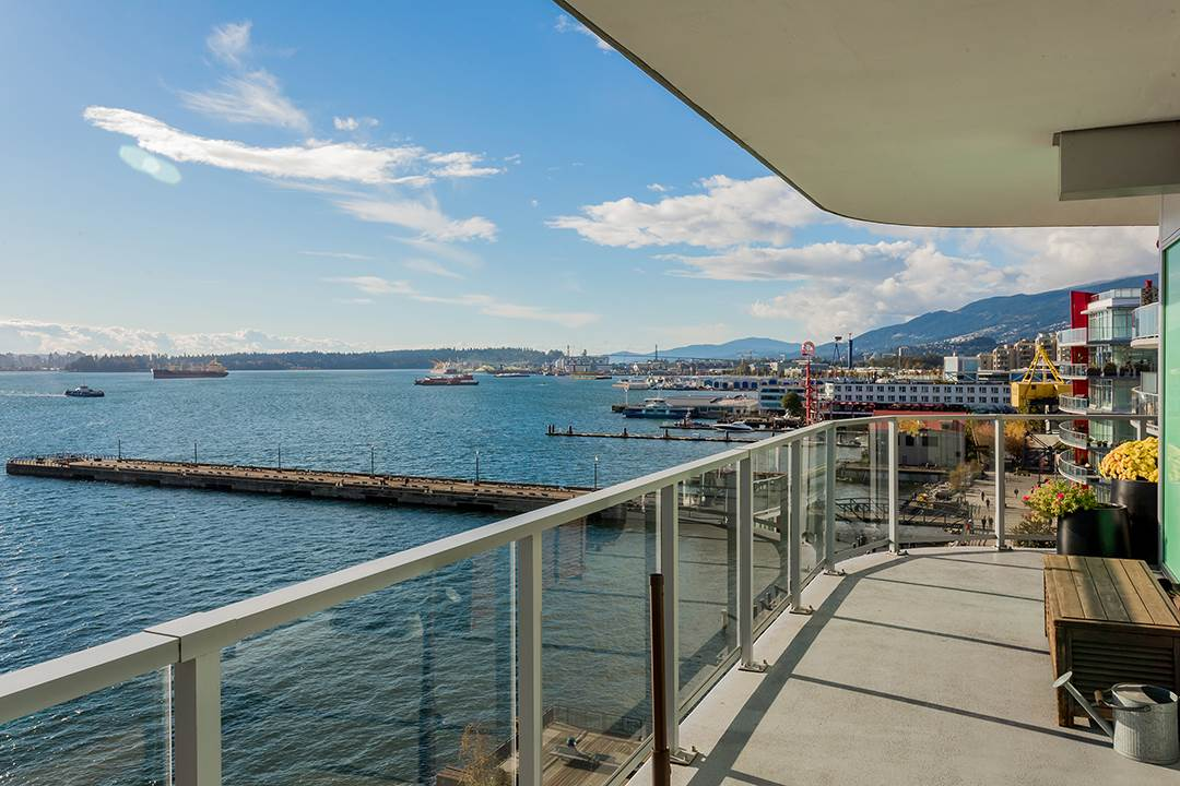 FEATURED LISTING: 701 - 199 VICTORY SHIP Way North Vancouver