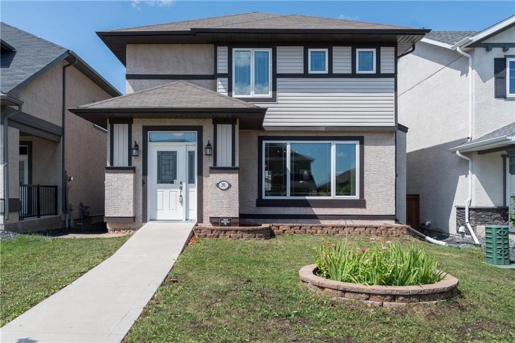 FEATURED LISTING: 291 Brookfield Crescent Winnipeg