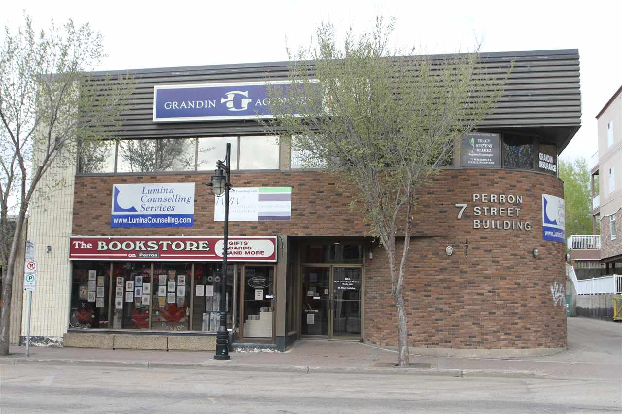 FEATURED LISTING: 202 - 7 Perron Street St. Albert