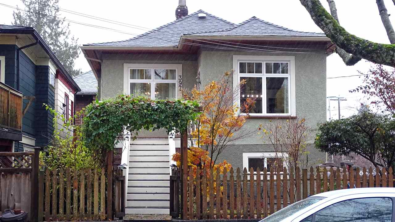FEATURED LISTING: 397 31ST Avenue East Vancouver