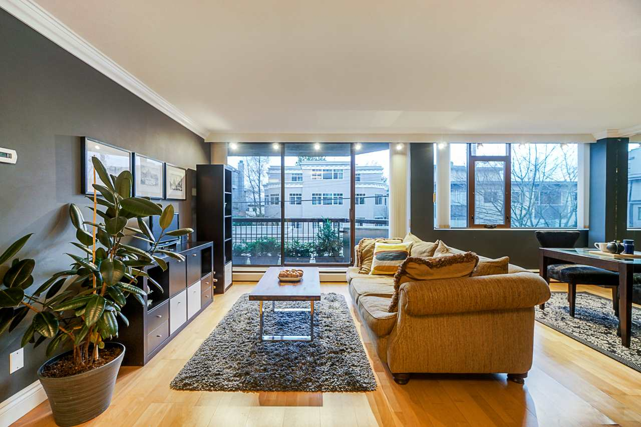 FEATURED LISTING: 202 - 2445 3RD Avenue West Vancouver