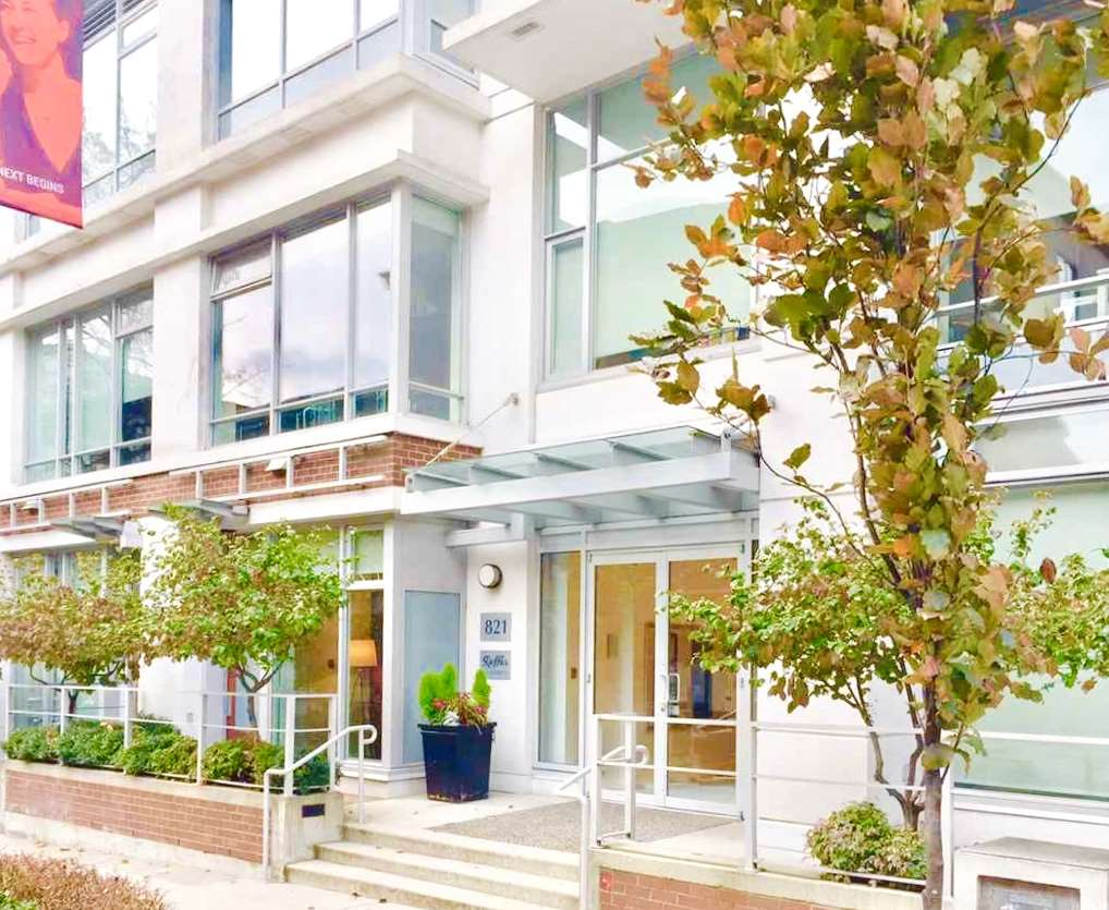 FEATURED LISTING: 1902 821 CAMBIE Street Vancouver