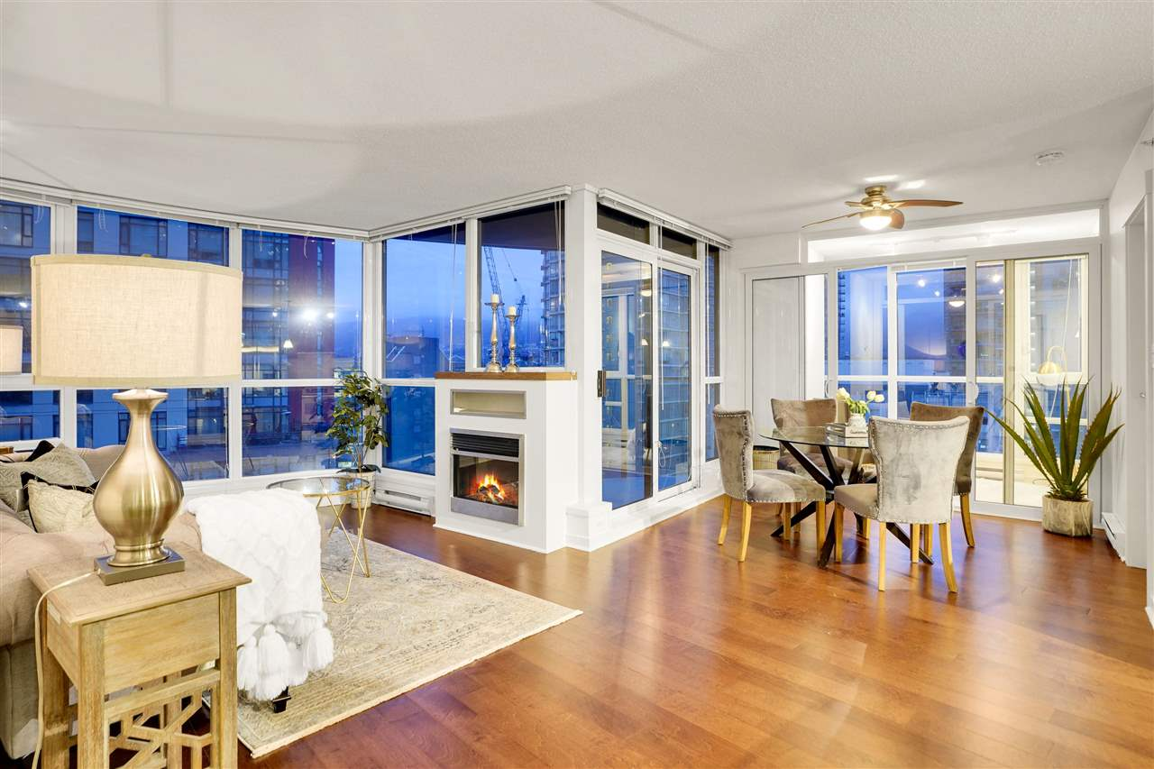 FEATURED LISTING: 1001 - 1189 MELVILLE Street Vancouver