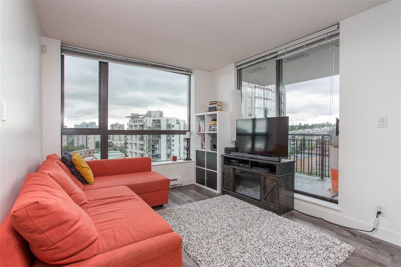 FEATURED LISTING: 1101 - 833 AGNES Street New Westminster