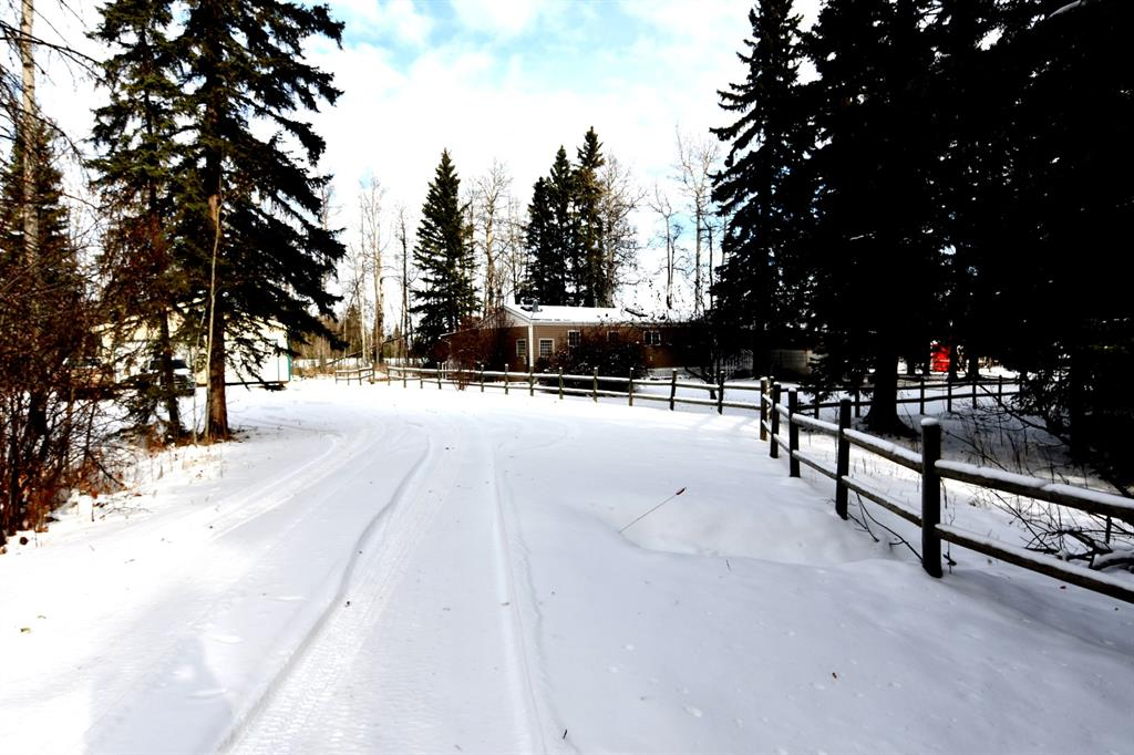 FEATURED LISTING: 2 Spruce Park Drive Rural Clearwater County