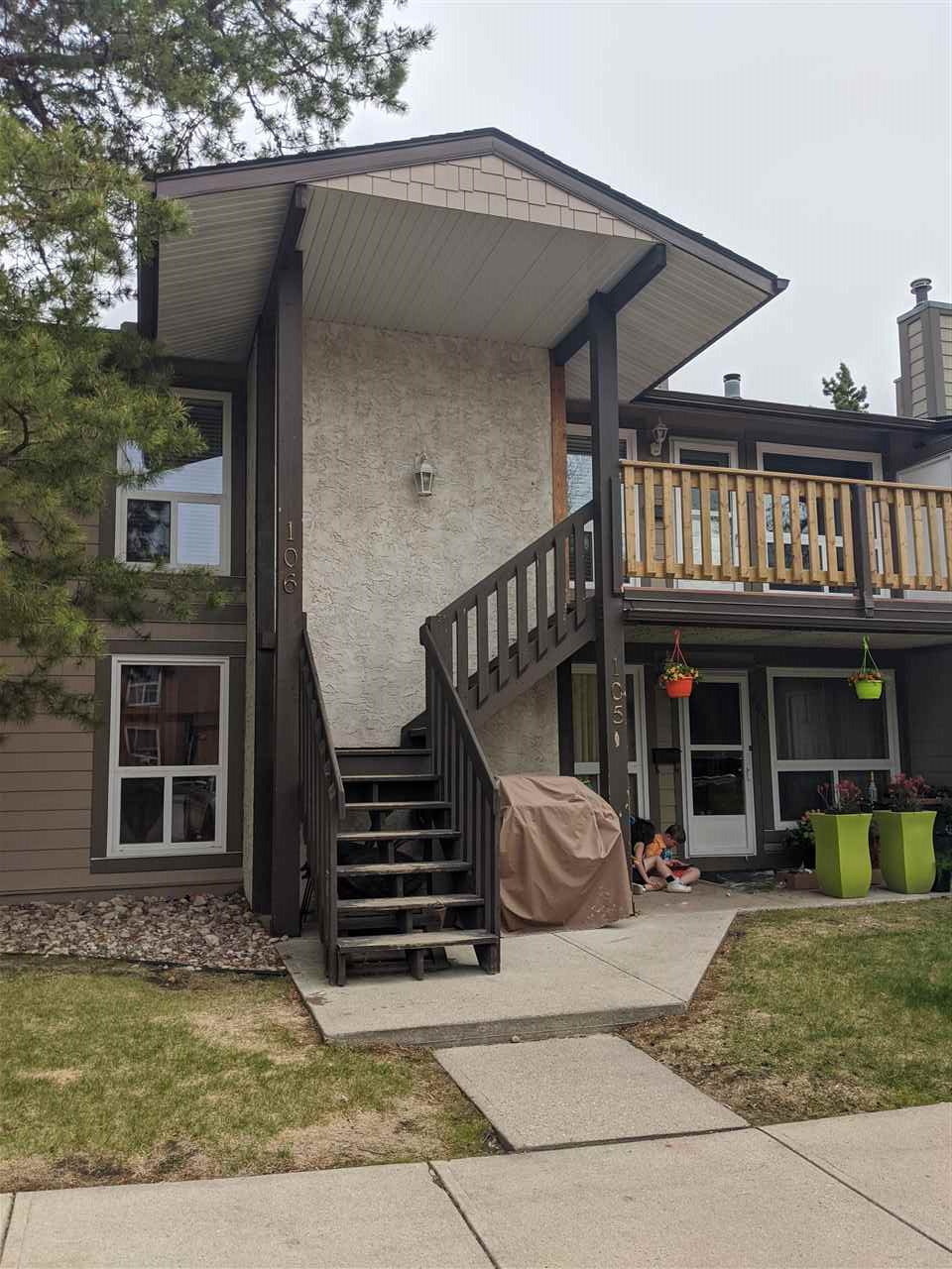 FEATURED LISTING: 106 - 70 Woodlands Road St. Albert