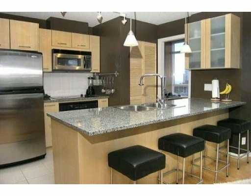 "Main Photo: 1702 1199 SEYMOUR ST in Vancouver: Downtown VW Condo for sale in ""BRAVA"" (Vancouver West)  : MLS®# V533720"