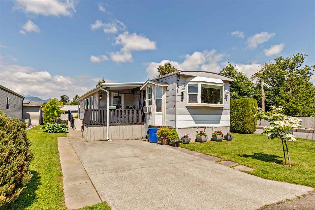 FEATURED LISTING: 36 - 7610 EVANS Road Chilliwack