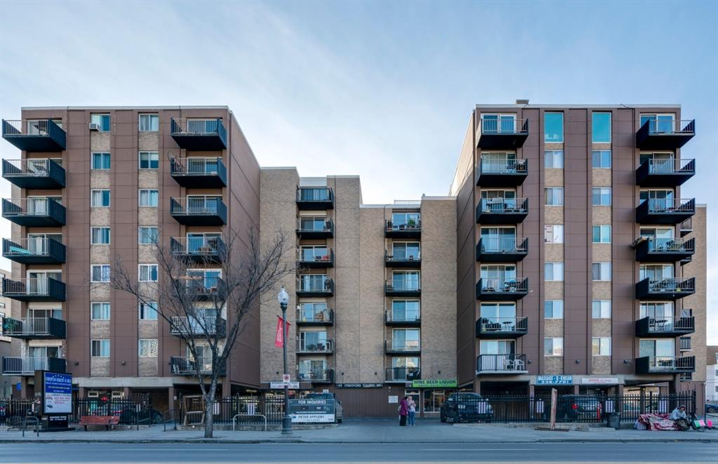FEATURED LISTING: 460 - 519 17 Avenue Southwest Calgary
