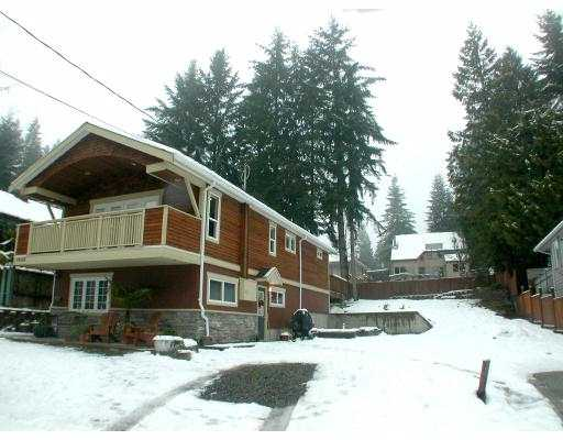 Main Photo: UNIT A 1648 RALPH ST in North Vancouver: Lynn Valley Home for sale : MLS®# V567752