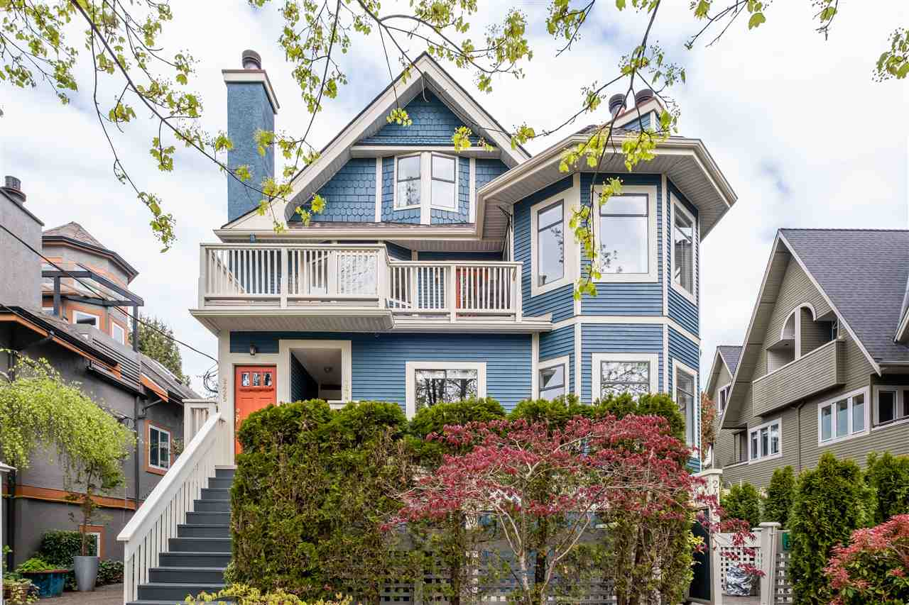 FEATURED LISTING: 2427 6TH Avenue West Vancouver