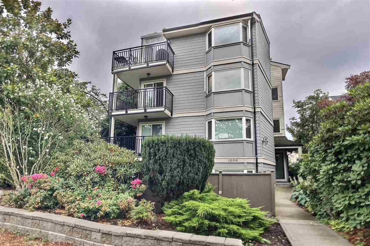 FEATURED LISTING: 1 1606 10TH Avenue West Vancouver