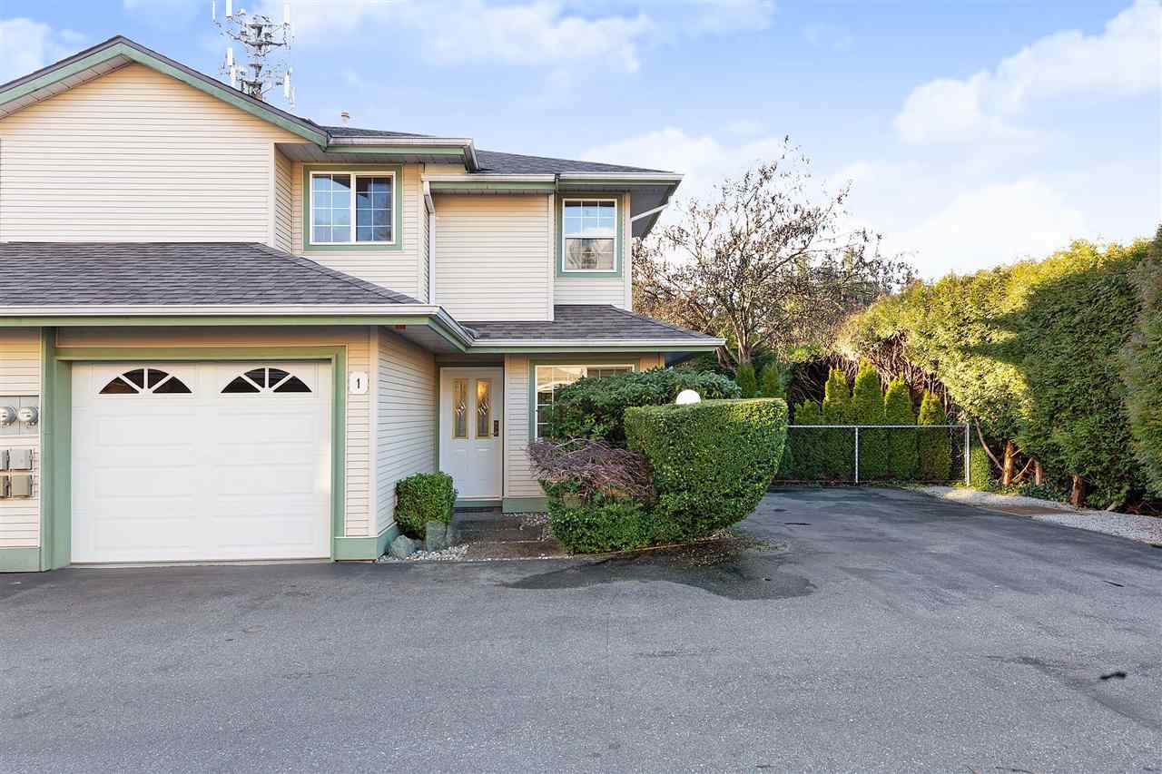 FEATURED LISTING: 1 19270 122A Avenue Pitt Meadows