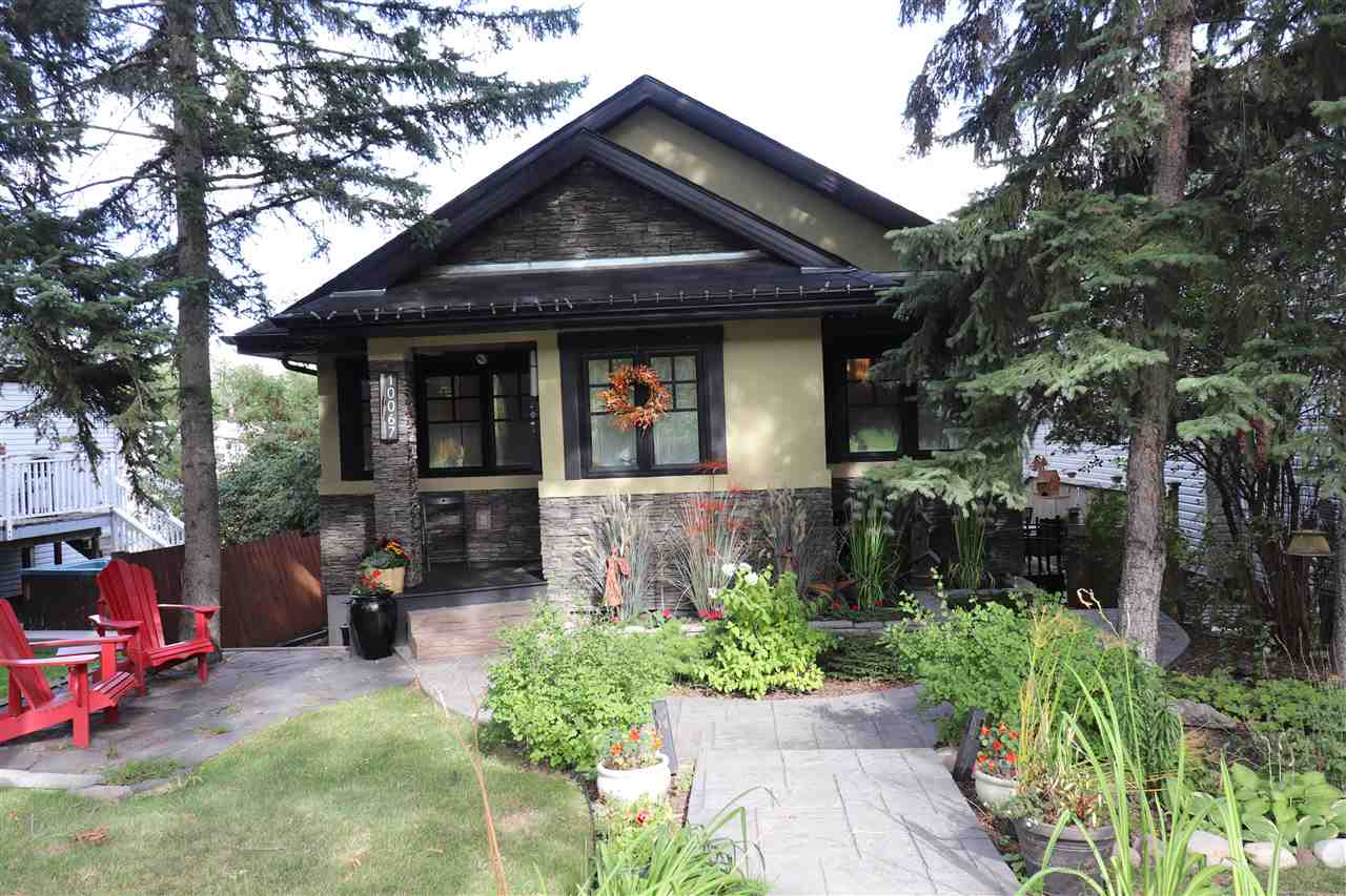 FEATURED LISTING: 10067 93 Street Northwest Edmonton