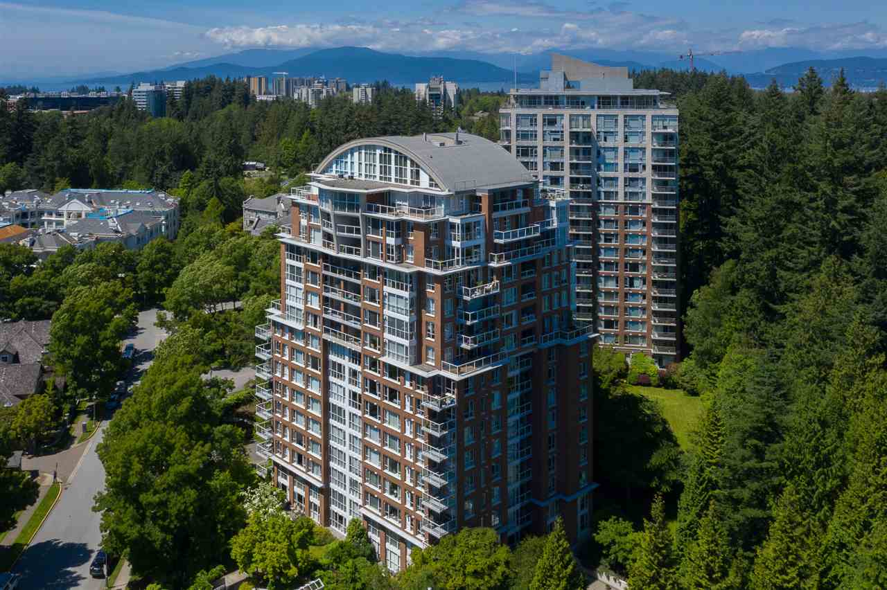 FEATURED LISTING: 907 - 5615 HAMPTON Place Vancouver