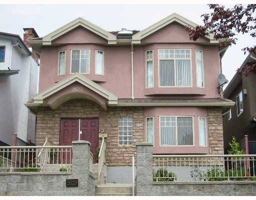 Main Photo: 2623 E 7TH Ave in Vancouver: Renfrew VE House for sale (Vancouver East)  : MLS®# V649455