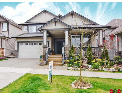 Main Photo: 18982 70B Avenue in Surrey: Clayton House for sale (Cloverdale)  : MLS®# F2810998