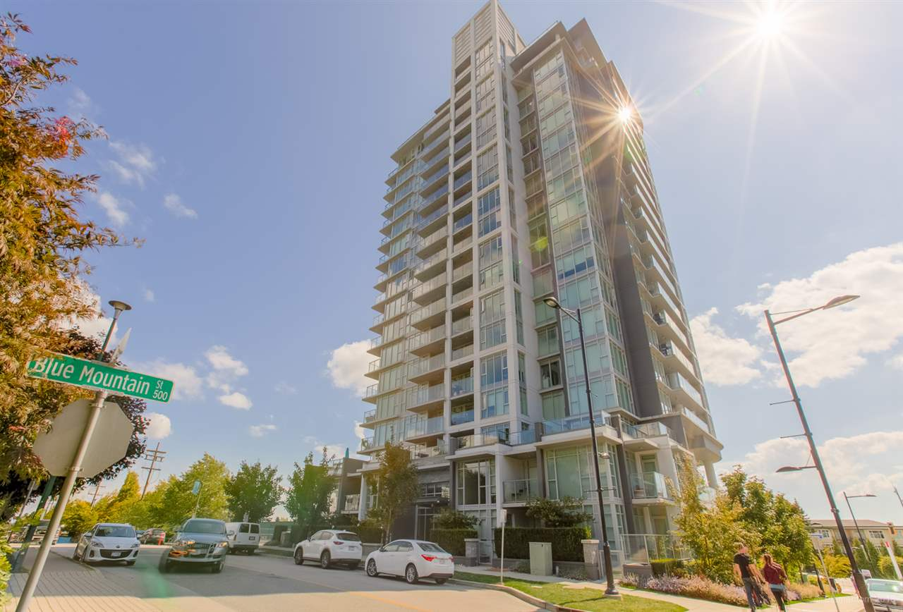 FEATURED LISTING: 1408 - 958 RIDGEWAY Avenue Coquitlam