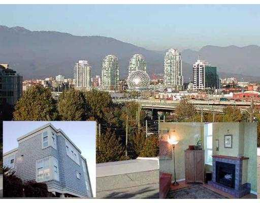 "Main Photo: 209 685 W 7TH Avenue in Vancouver: Fairview VW Townhouse for sale in ""THE IVY'S"" (Vancouver West)  : MLS®# V666980"