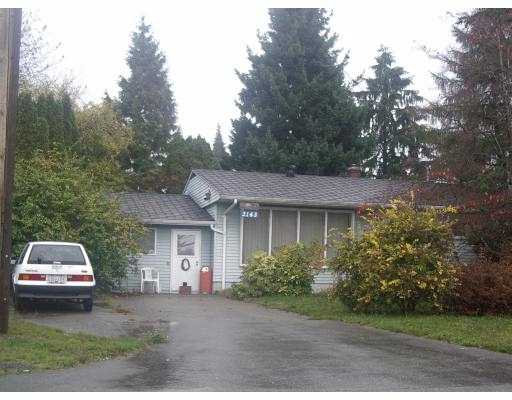 "Main Photo: 2143 DAWES HILL RD in Coquitlam: Cape Horn House for sale in ""CAPE HORN"" : MLS®# V561959"