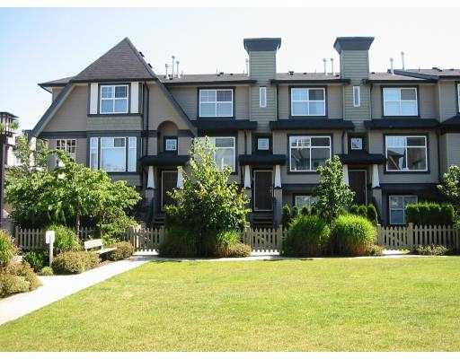 "Main Photo: 17 6888 ROBSON DR in Richmond: Terra Nova Townhouse for sale in ""STANFORD PLACE"" : MLS®# V548881"