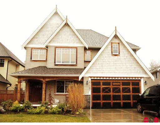 Main Photo: 27687 PORTER Drive in Abbotsford: Aberdeen House for sale : MLS®# F2727476