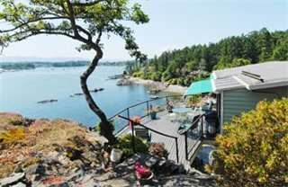 Main Photo: : Residential for sale (Curteis Point North Saanich Victoria Vancouver Island/Smaller Islands British Columbia)  : MLS®# 249242