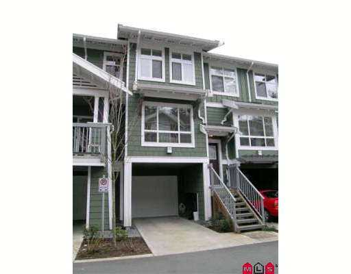 "Main Photo: 15168 36TH Ave in Surrey: Morgan Creek Townhouse for sale in ""SOLAY"" (South Surrey White Rock)  : MLS® # F2707724"