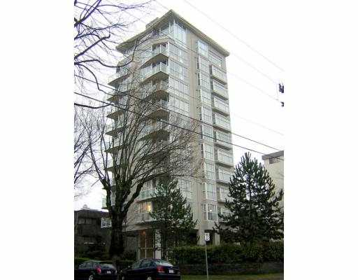 "Main Photo: 802 1686 W 13TH AV in Vancouver: Fairview VW Condo for sale in ""DORCHESTER PINES"" (Vancouver West)  : MLS®# V578719"