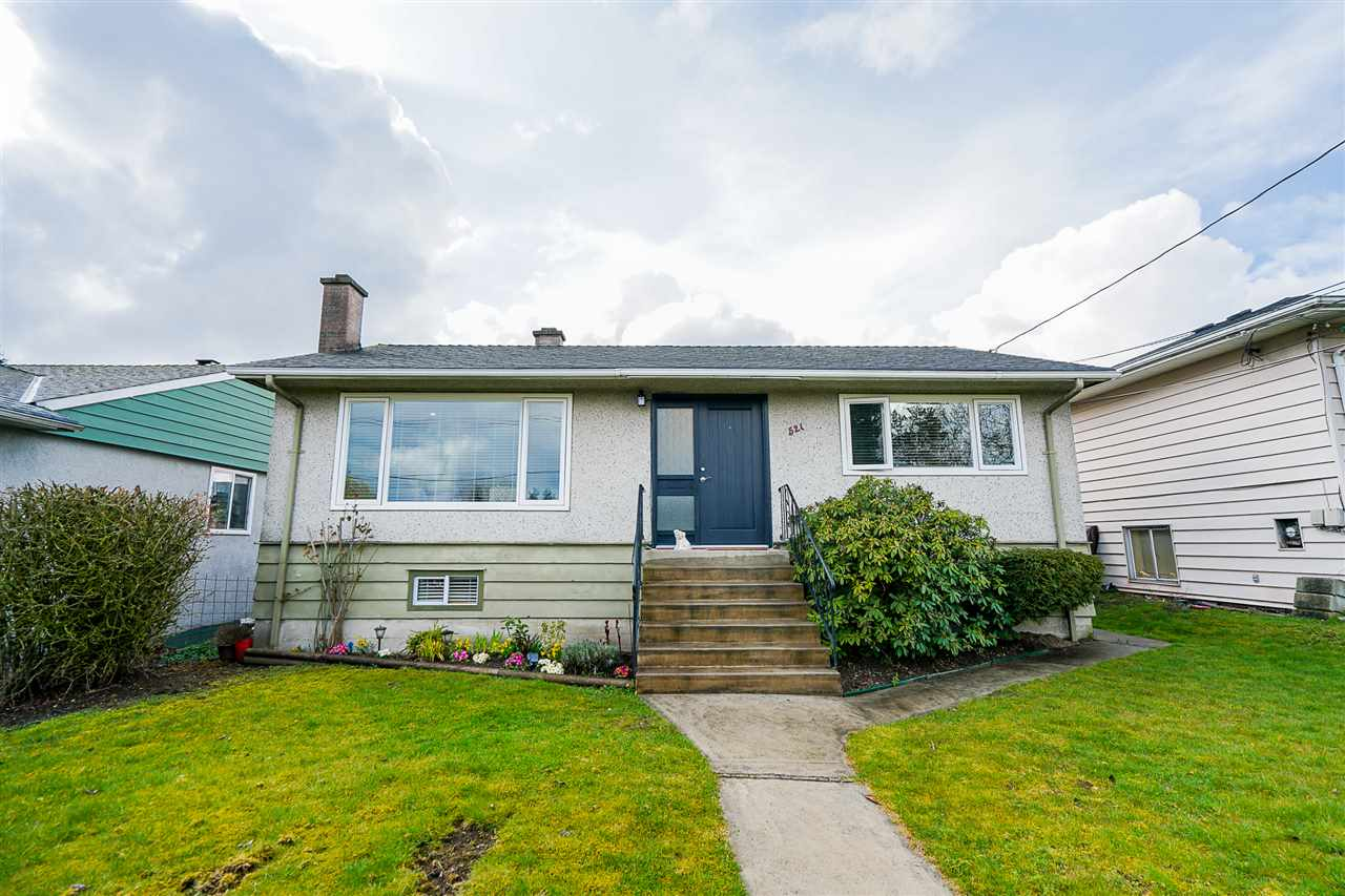 FEATURED LISTING: 521 GARRETT Street New Westminster