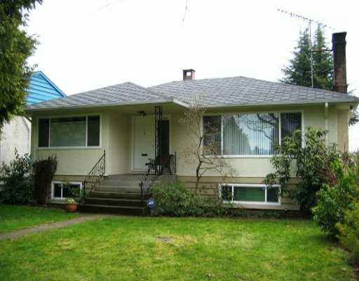 Main Photo: 8406 12TH Ave in Burnaby: East Burnaby House for sale (Burnaby East)  : MLS®# V634771