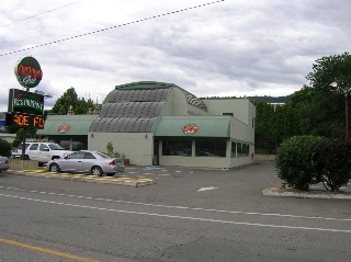 Main Photo: 1789 East Trans Canada Highway in Kamloops: Valleyview Commercial for sale : MLS® # 104706