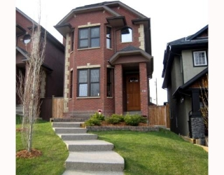 Main Photo: 218 29 Avenue NW in CALGARY: Tuxedo Residential Detached Single Family for sale (Calgary)  : MLS® # C3261968