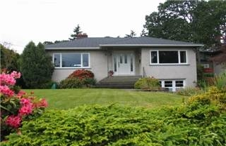 Main Photo: : Single Family Dwelling for sale (Cedar Hill Saanich East Victoria Vancouver Island/Smaller Islands British Columbia)  : MLS® # 249246