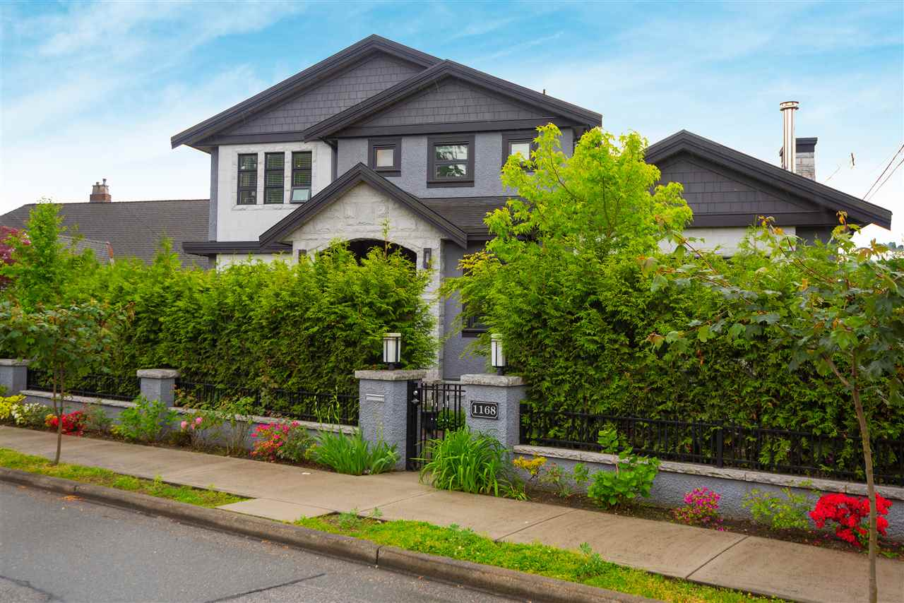 FEATURED LISTING: 1168 PARK Drive Vancouver