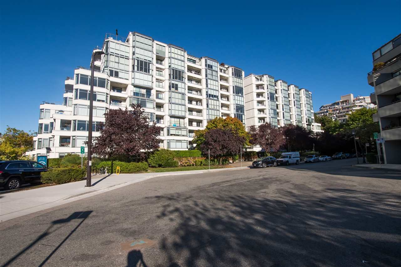 FEATURED LISTING: 407 - 456 MOBERLY Road Vancouver