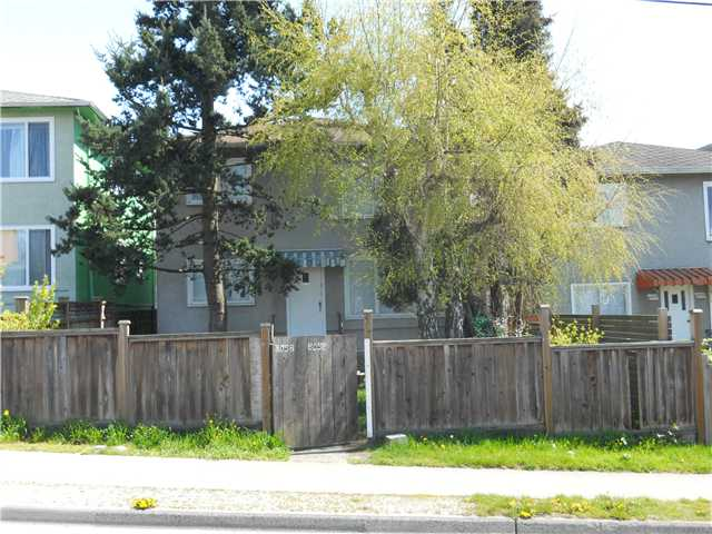 FEATURED LISTING: 8058 FRASER Street Vancouver
