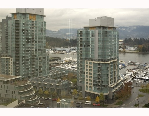 "Main Photo: 1004 1333 W GEORGIA Street in Vancouver: Coal Harbour Condo for sale in ""QUBE"" (Vancouver West)  : MLS® # V676935"