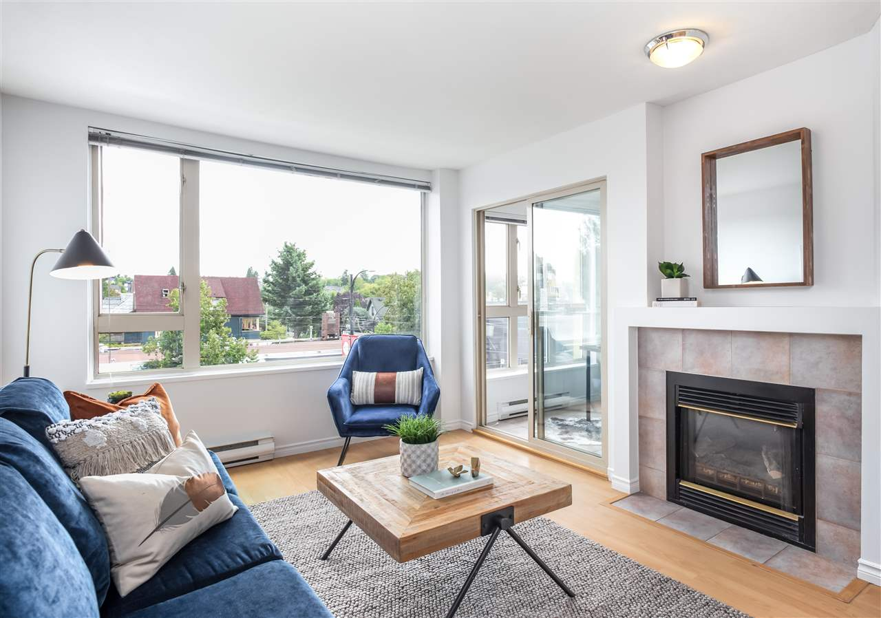 FEATURED LISTING: 305 - 1688 4TH Avenue East Vancouver
